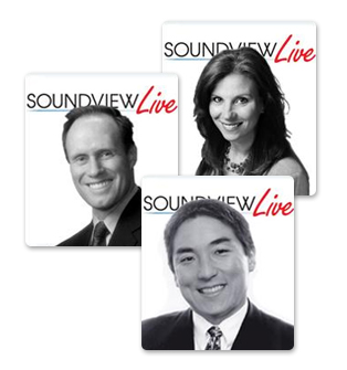 Soundview Live Webinars